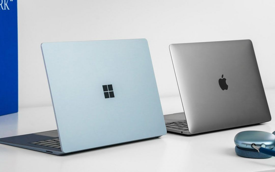 Surface Laptop 4 VS MacBook Pro M1 – The REAL MacBook Killer?!