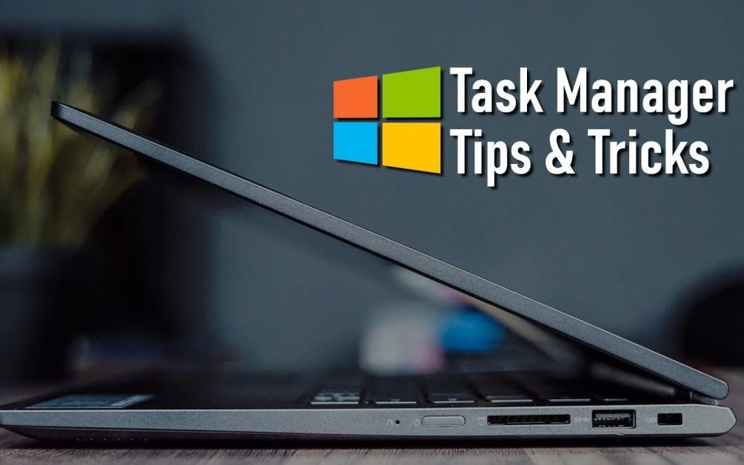 Task Manager Tips & Tricks You Should Know on Windows 10!