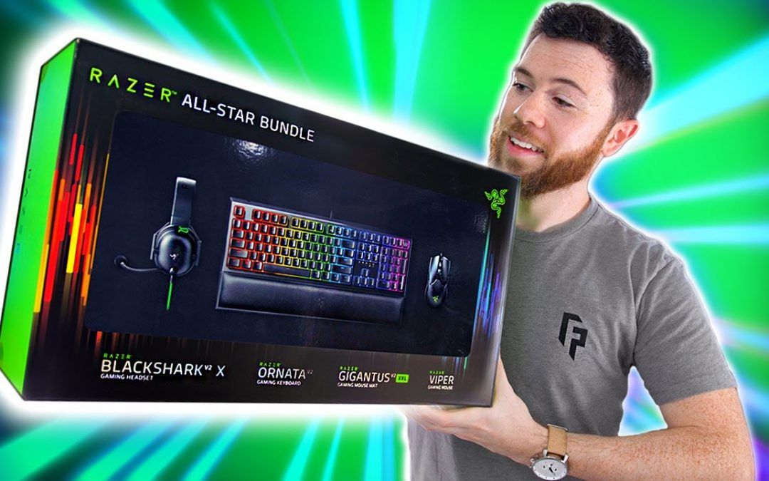 The New Razer Holiday Bundle is ACTUALLY INSANE!