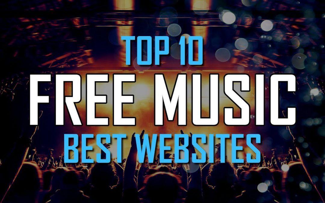 Top 10 Best FREE WEBSITES to Download Music Online!