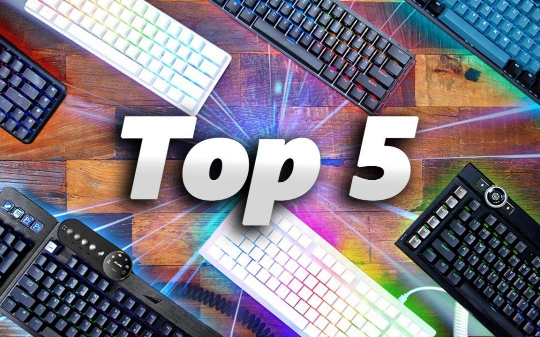 Top 5 Gaming Keyboards of 2020!