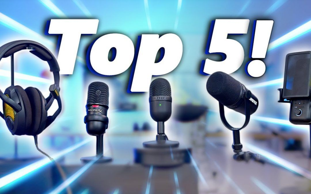Top 5 Gaming / Streaming Microphones of 2020!