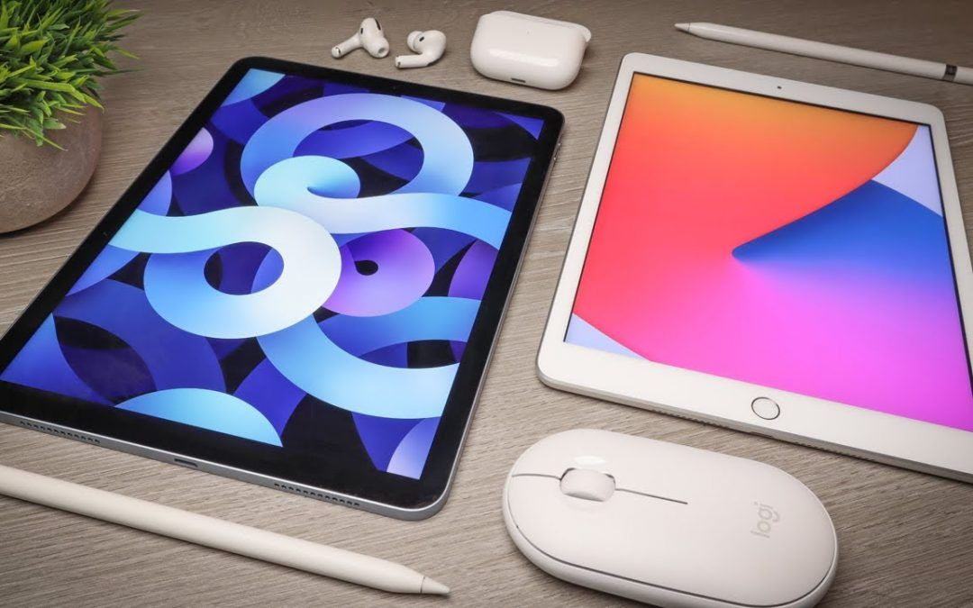 WHY PAY MORE? iPad 8 vs iPad Air 4 Buying Guide!