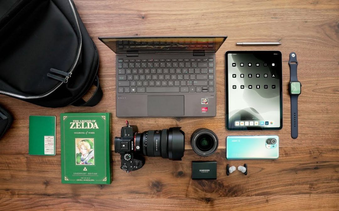 What's in My Tech Bag in 2021!