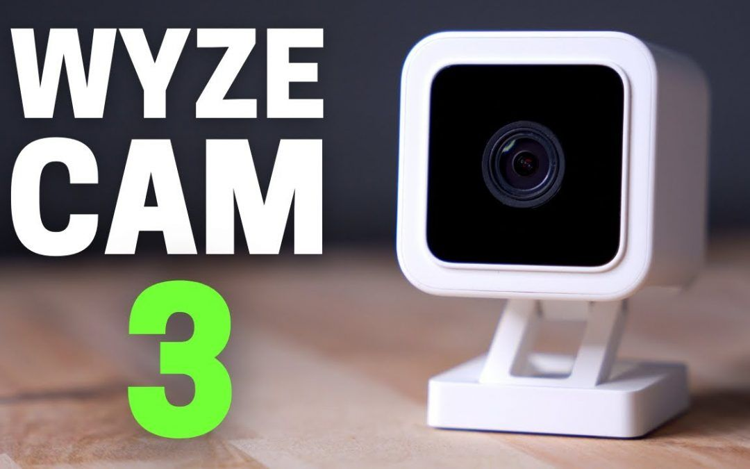 Wyze Cam v3: Unbelievable Night Vision for $20