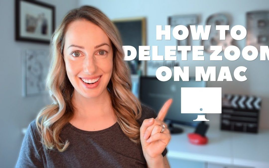 Zoom Security Concerns: How to Delete Your Zoom Account | Remove Zoom from Mac
