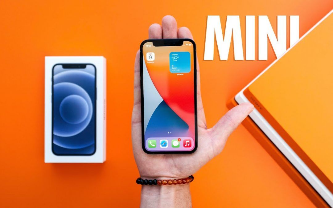 iPhone 12 Mini Unboxing and SETUP!