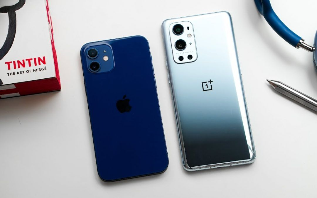 iPhone 12 vs OnePlus 9 – WHICH IS BETTER?