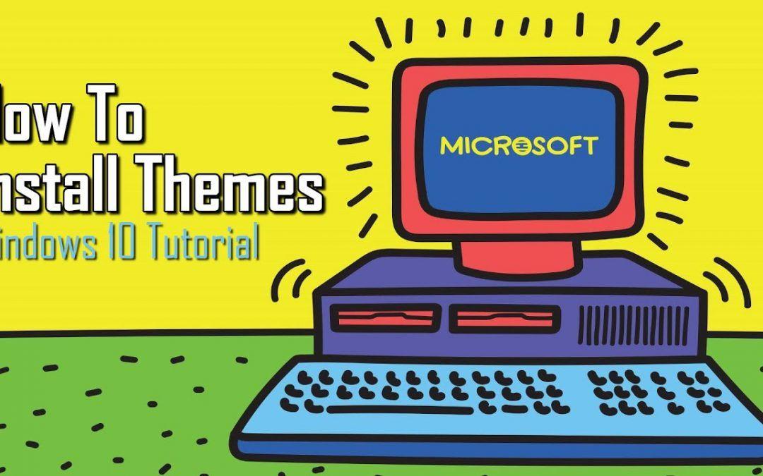 How to Install New Desktop Themes on Windows 10 (Bonus: Favorite Themes)