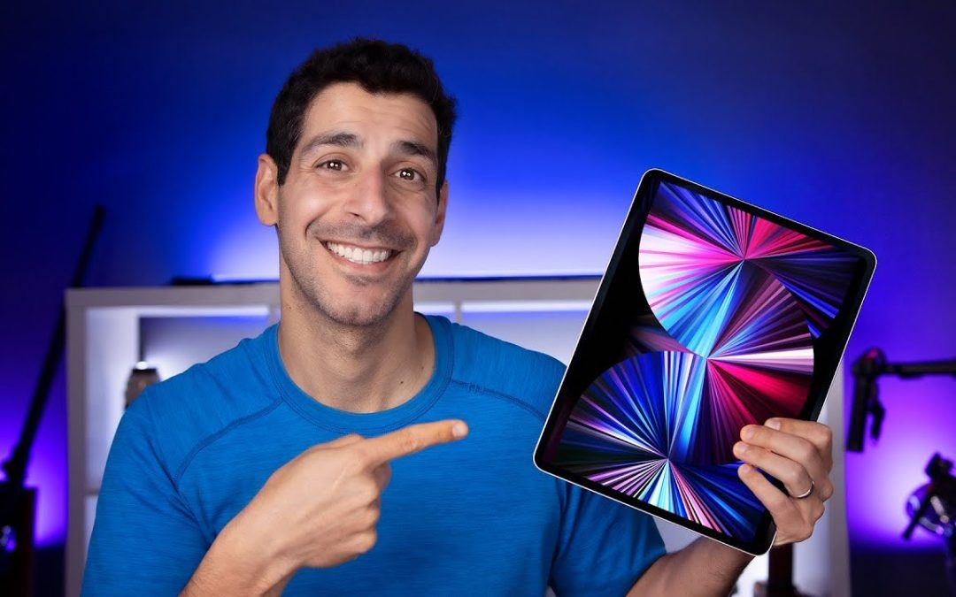 M1 iPad Pro (2021) – Unboxing + First Impressions