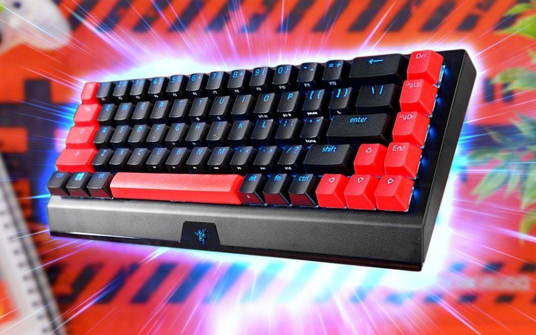 Razer Goes 65%!  BlackWidow V3 Mini HyperSpeed Keyboard Review!