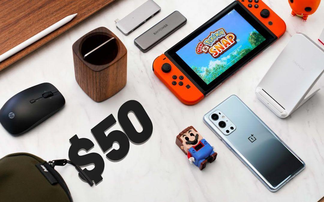 The BEST $50 Budget Tech – Mid 2021