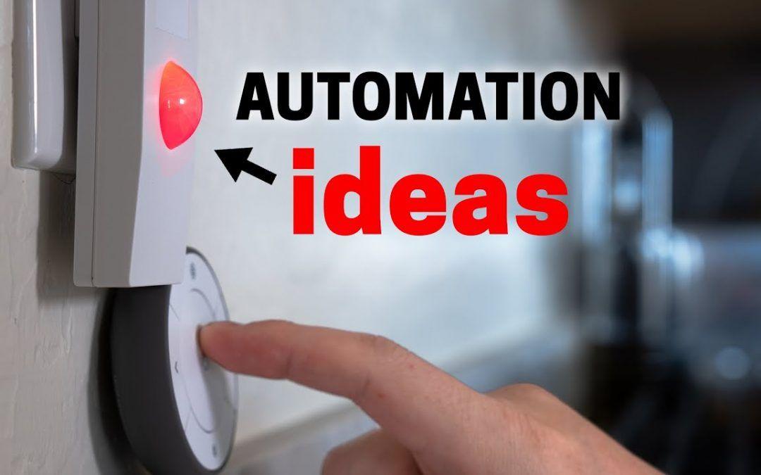 10 Creative Home Automation Ideas