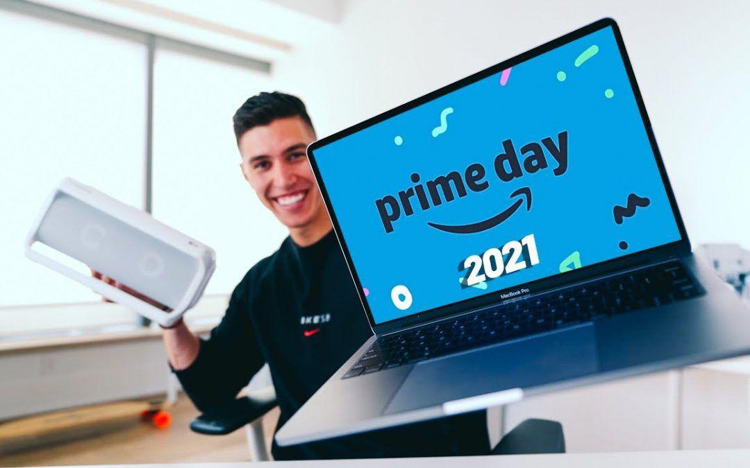 BEST Amazon Prime Day TECH DEALS – 2021