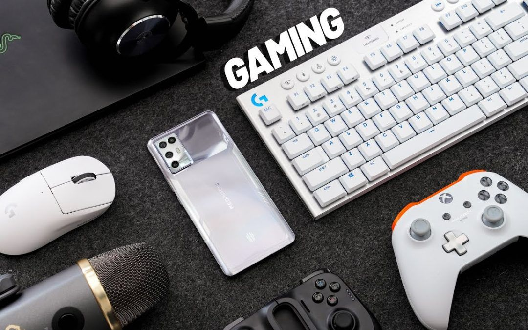BEST Gaming Tech of 2021 + Giveaway!