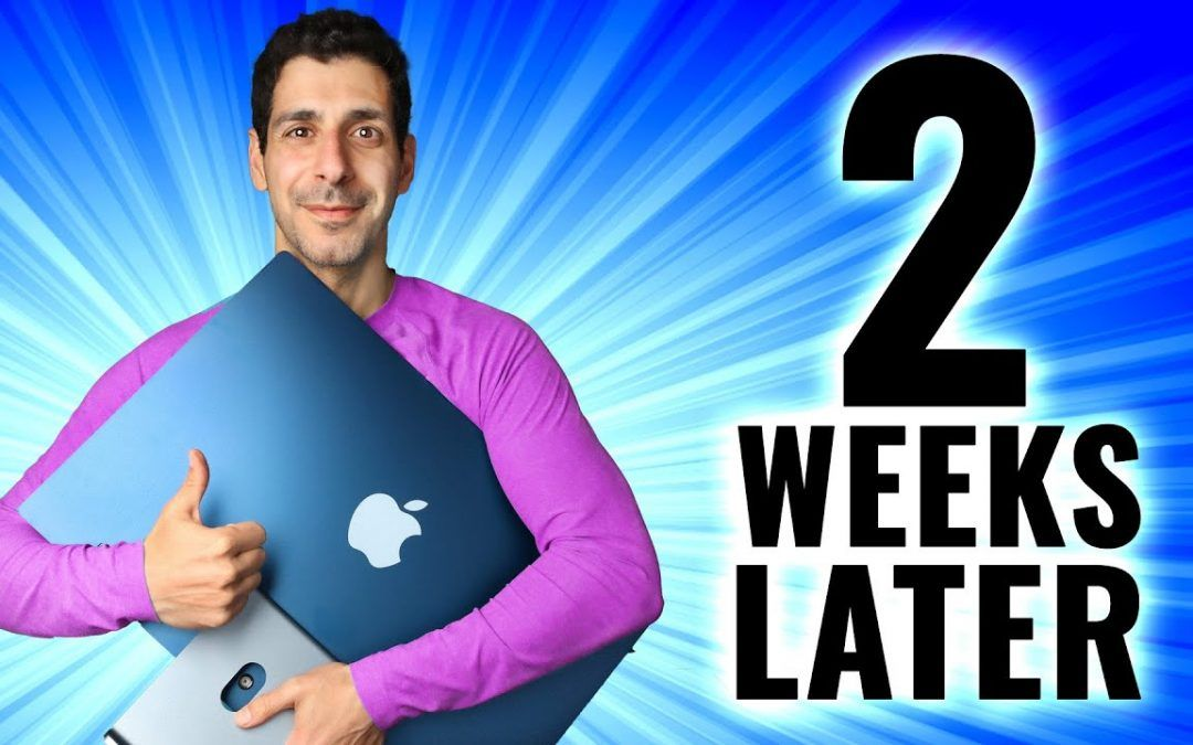 GOOD AND BAD! Two Weeks with the M1 iMac