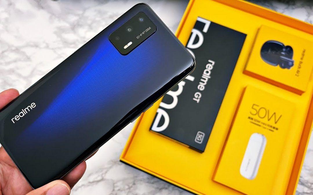 Impressive Realme GT 5G Smartphone – Snapdragon 888 Power – ONLY 369 EUR