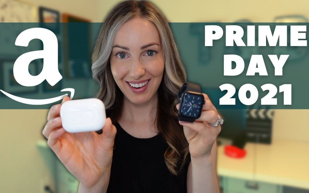 Prime Day 2021 Deals | The Best Tech Deals on Prime Day