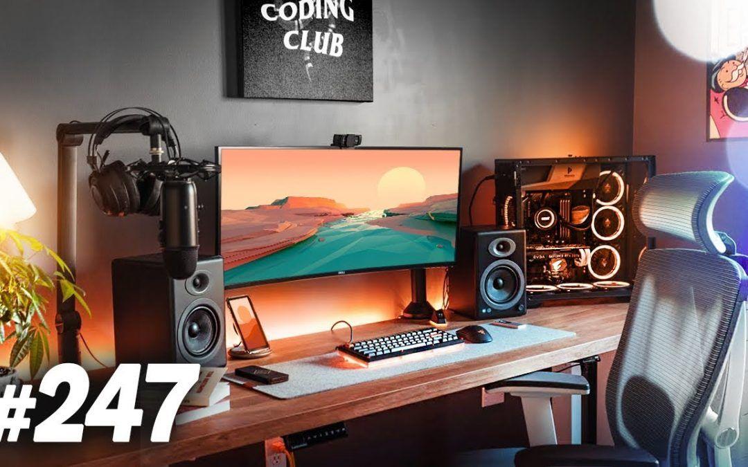 Room Tour Project 247  – Best Gaming Setups!
