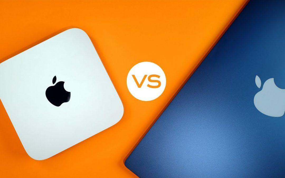 THE BEST VALUE! M1 Mac Mini vs iMac