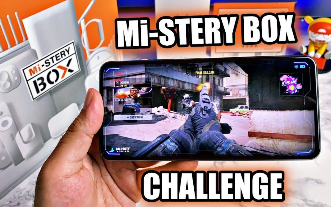 Xiaomi Sent me a Challenge in a Mi-Stery BOX – #MiSteryBOX #TeamXiaomi