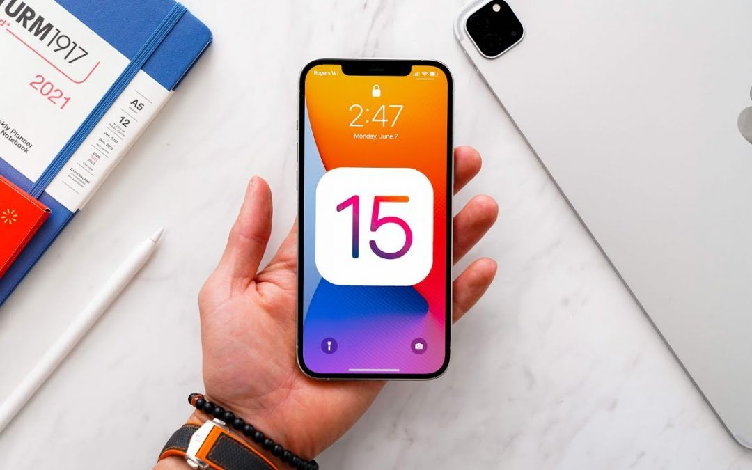 iOS 15 – TOP NEW FEATURES!