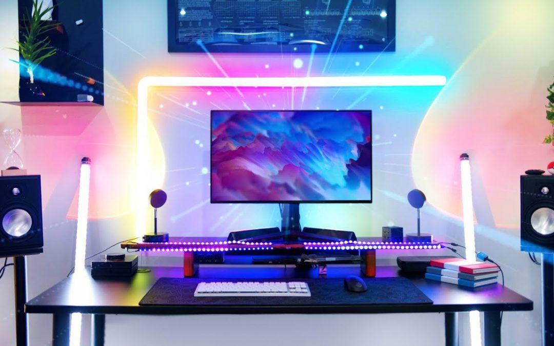 Adding Cool RGB Tech To Your Setup!