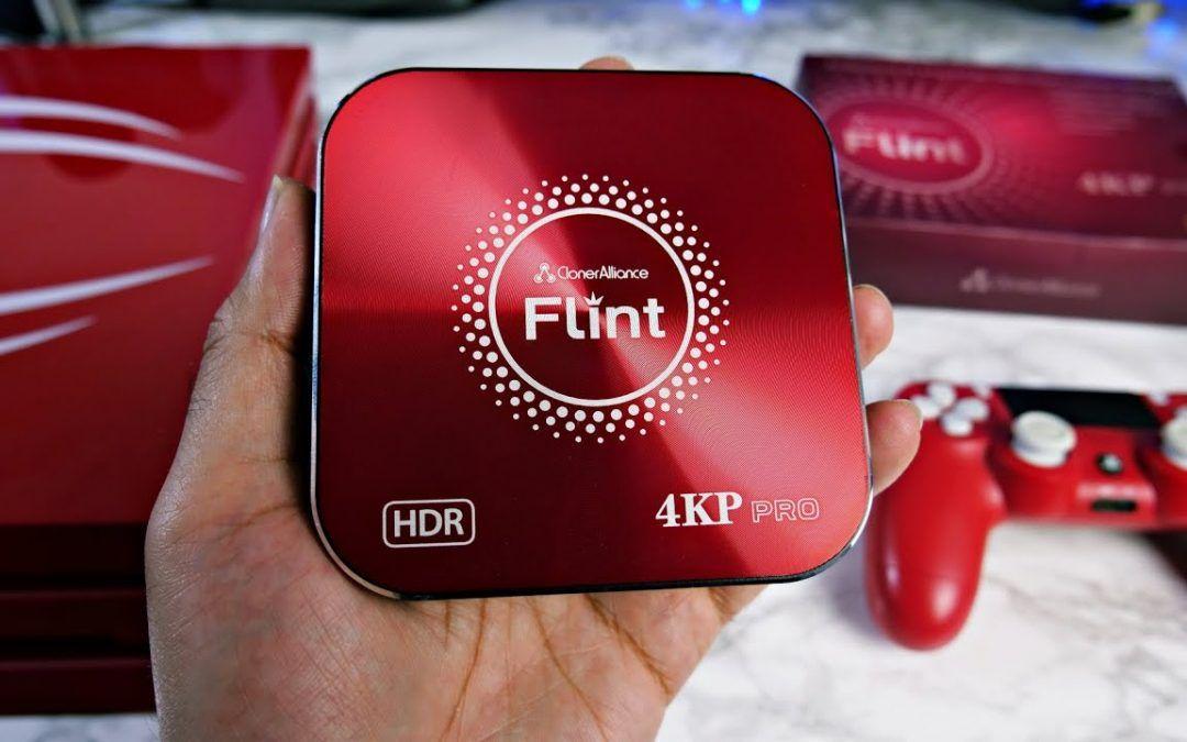 ClonerAlliance Flint 4KP PRO – Setup / Review – 4K 60 – Best Gaming Capture Card?