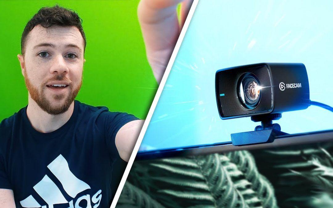 Elgato Facecam Review! FINALLY A Solid Webcam