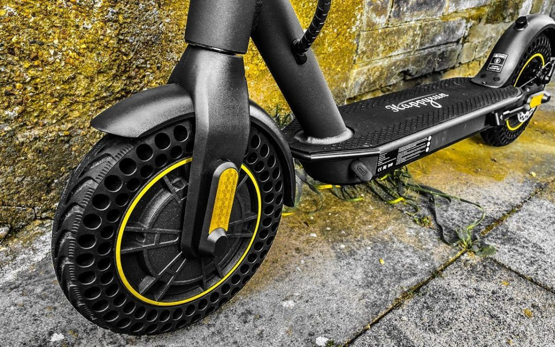 Happyrun HR 365 MAX Electric Scooter Review – Superb 35KM RANGE – Worth the money?