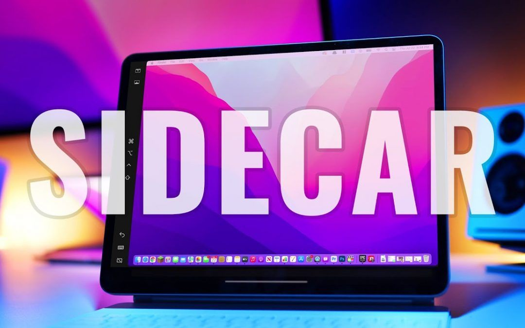 INCREDIBLY USEFUL Apple Sidecar Tips Every iPad User Should Know!