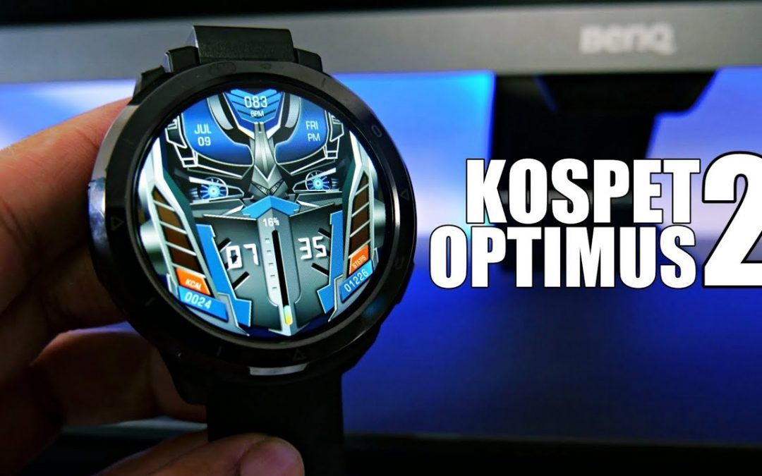 KOSPET OPTIMUS 2 – Full Android 10 Smartwatch  – Detailed Review – Any Good?