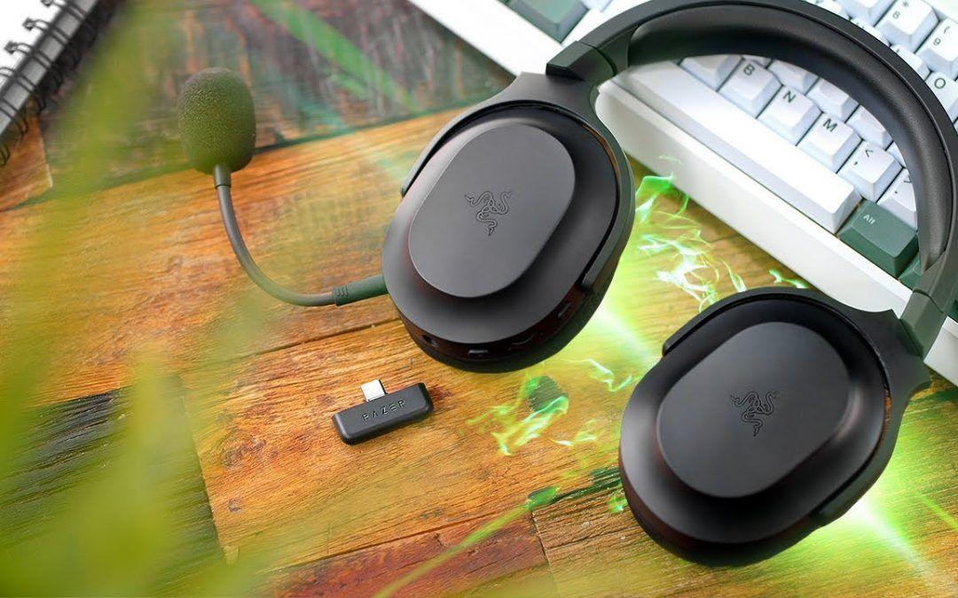 Razer Barracuda X Wireless Gaming Headset Review!