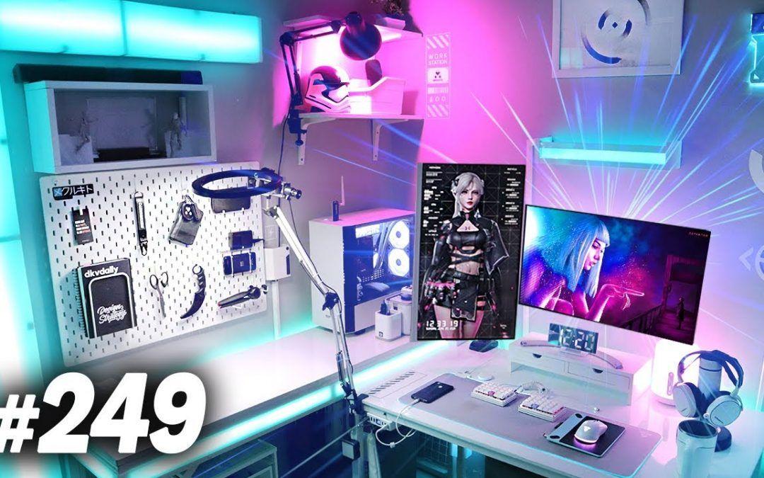 Room Tour Project 249  – Best Gaming Setups!