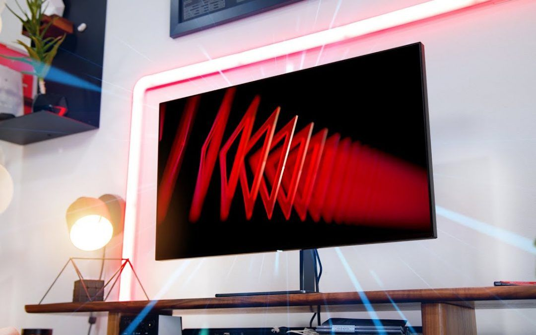 The King of 4K Gaming Monitors – Eve Spectrum Review!