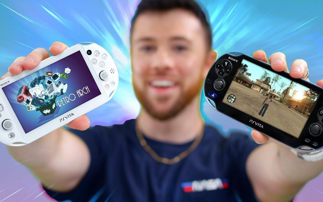 The PS Vita is still AWESOME in 2021!