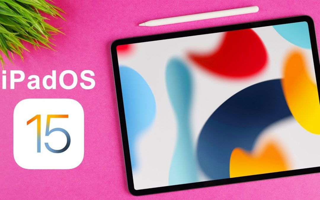 iPadOS 15 My Favorite New Features!!!