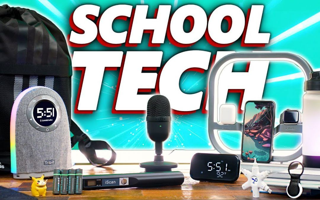10 Cool Back to School Tech Under $100!