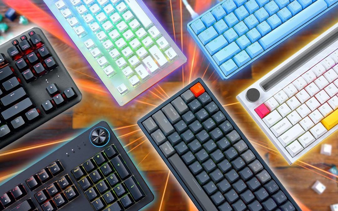 Awesome Gaming Keyboards Under $100!