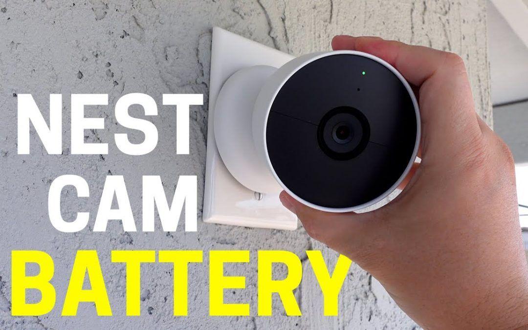 Nest Cam Battery: is 1080p enough?