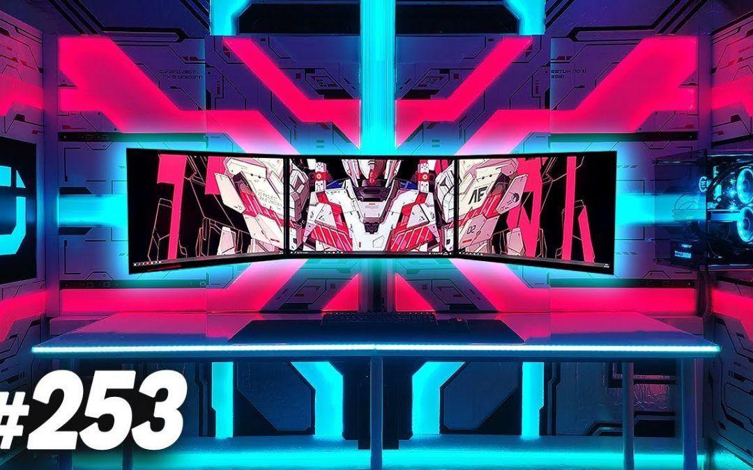 Room Tour Project 253 🔥 CRAZY Gaming Setups!