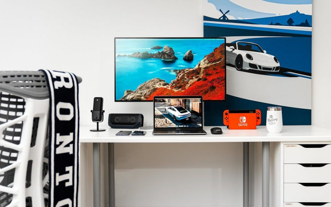 The BUDGET Ikea Desk Setup – Perfect for Students!