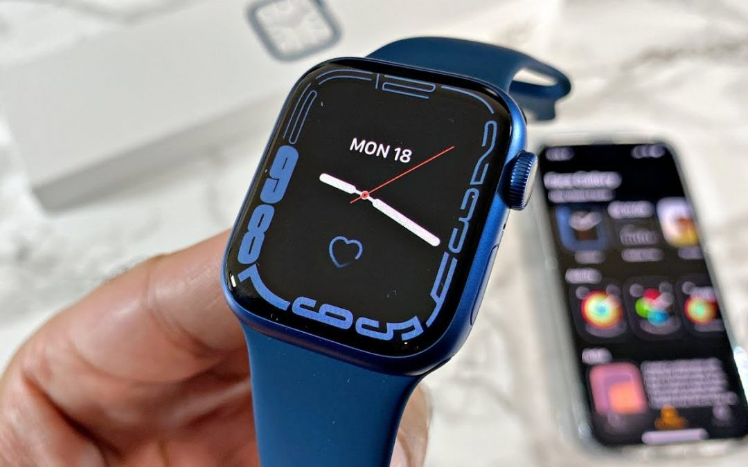 Apple Watch Series 7 Review + Galaxy Watch 4 Comparison – Worth Upgrading?