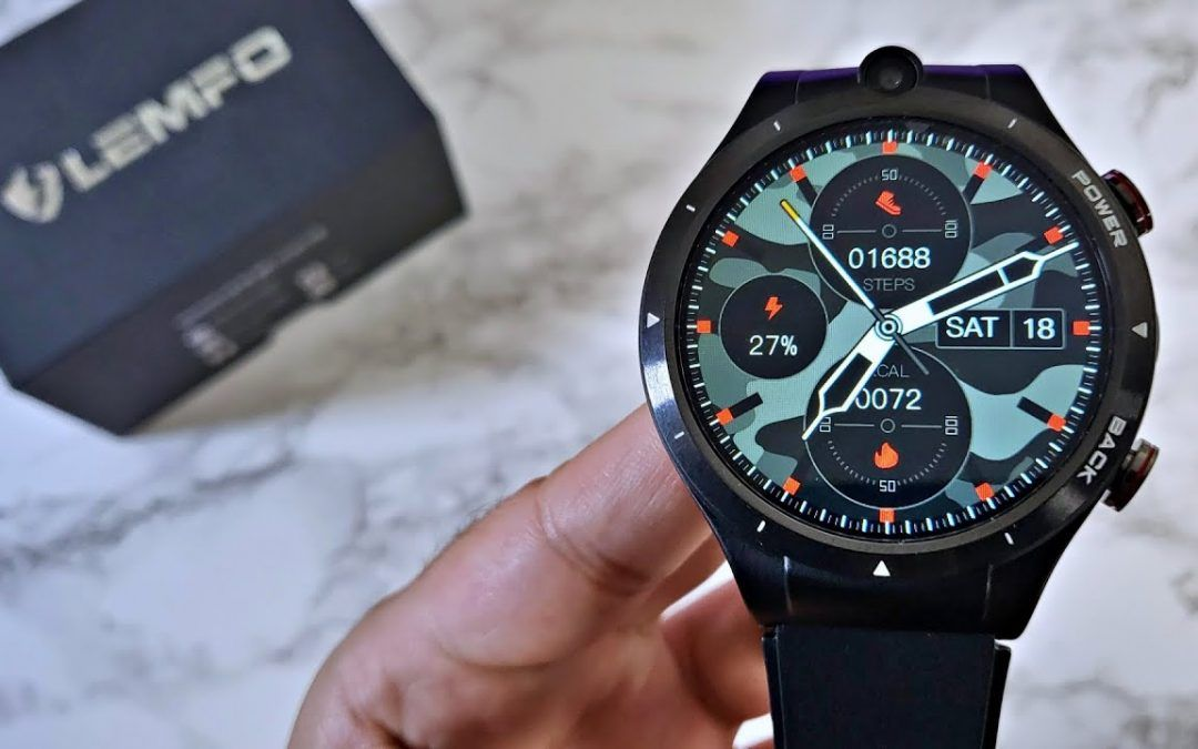 LEMFO LEM15 Full Android 4G Smartwatch   4GB +128GB   Dual Cameras – Any Good?