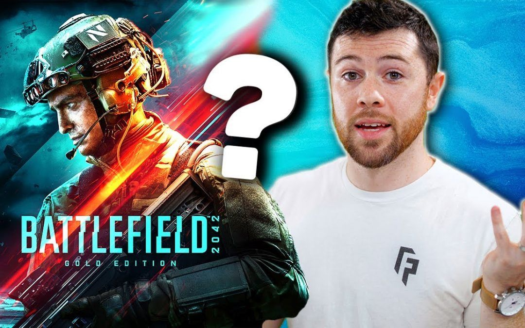 Let's chill & chat! Battlefield 2042 + your Q&A!