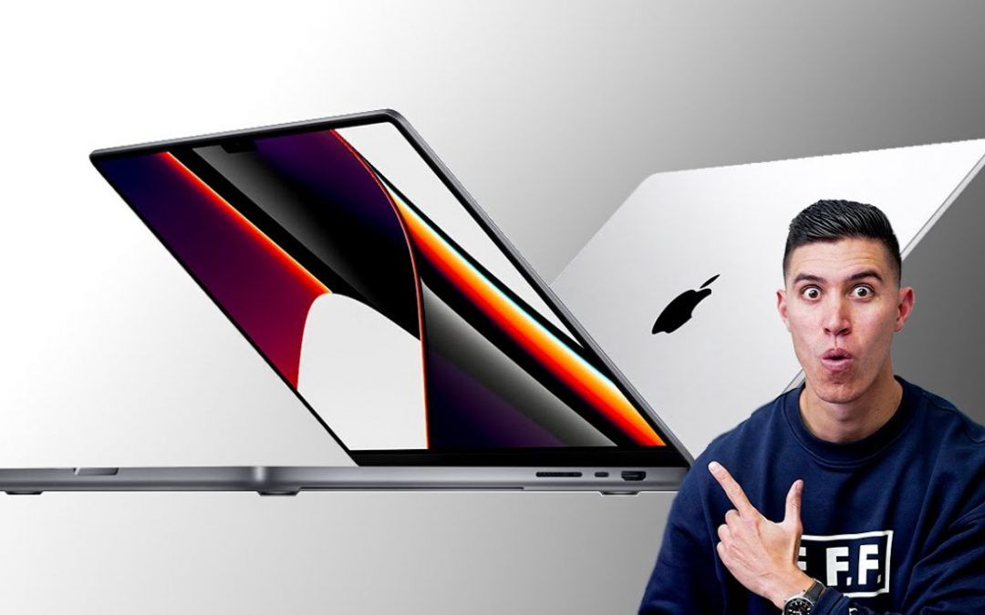 The NEW 14″ and 16″ MacBook Pro are HERE! (M1 Pro and M1 Max)